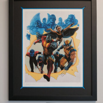 Giant-Size X-Men Tribute- Adi Granov