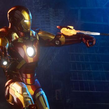 Iron Man Mark VII Maquette Theater Marvel