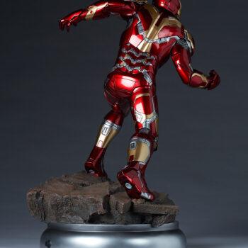 Iron Man Mark XLIII Maquette Marvel