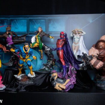 Sideshow X-Men Collection Diorama