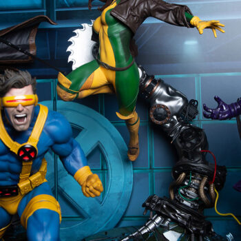 Rogue Maquette and Cyclops PF