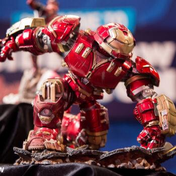 Hulkbuster MiniCo Figure