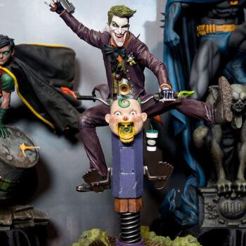 The Joker Premium Format Figure