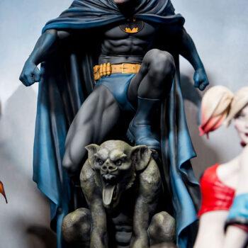 Batman Blue Variant Premium Format Figure