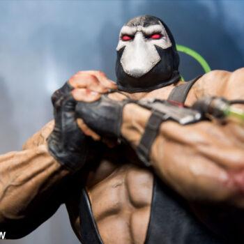 Bane Premium Format Figure Close Up