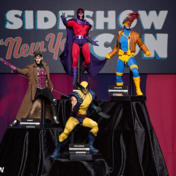 X-Men podium at Sideshow New York Con