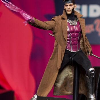 Gambit Sixth Scale Figure