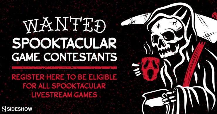 How To Register For Spooktacular 2020 Game Shows