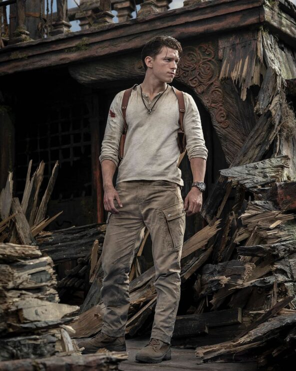 First Look at Tom Holland in Uncharted, WandaVision Update, and more!