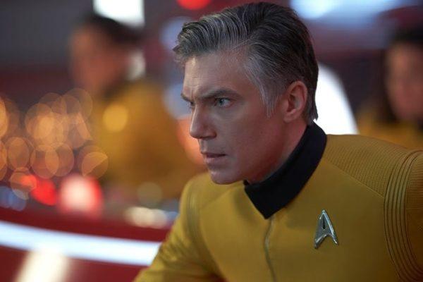 Christopher Pike- Star Trek