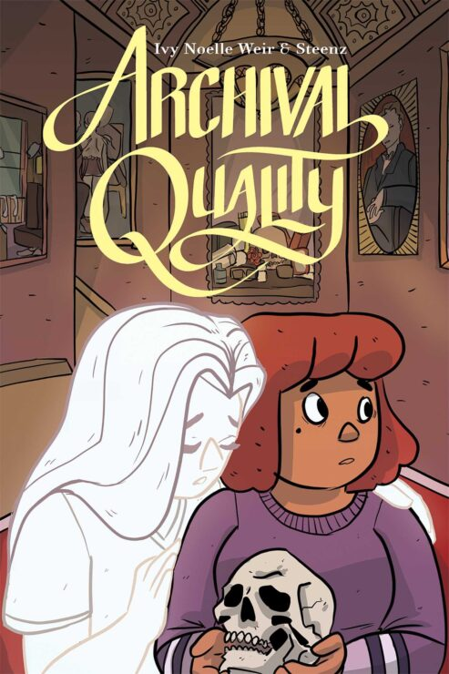Archival Quality (Oni Press)