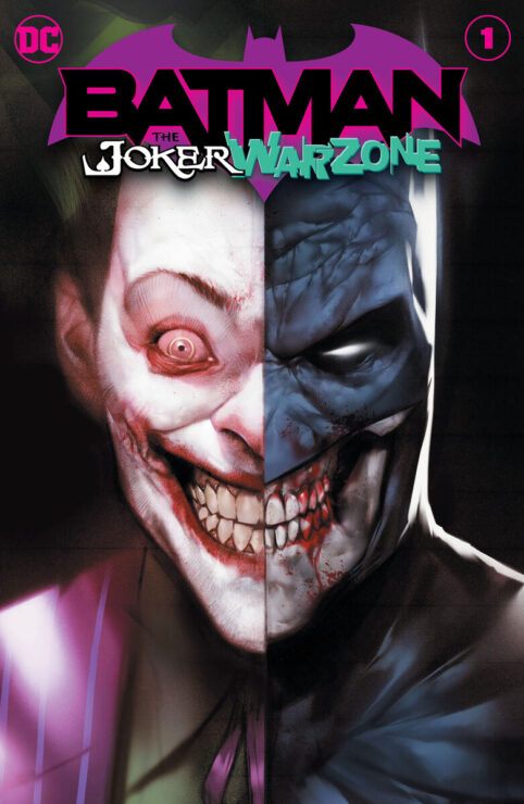 Batman: Joker War Zone #1 (DC Comics)