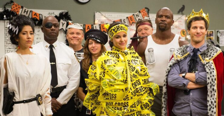Brooklyn Nine-Nine: Halloween