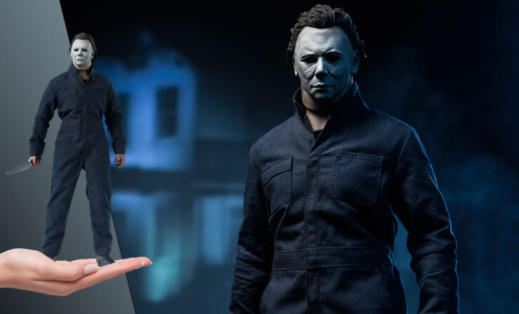 The Michael Myers Deluxe Sixth Scale Figure