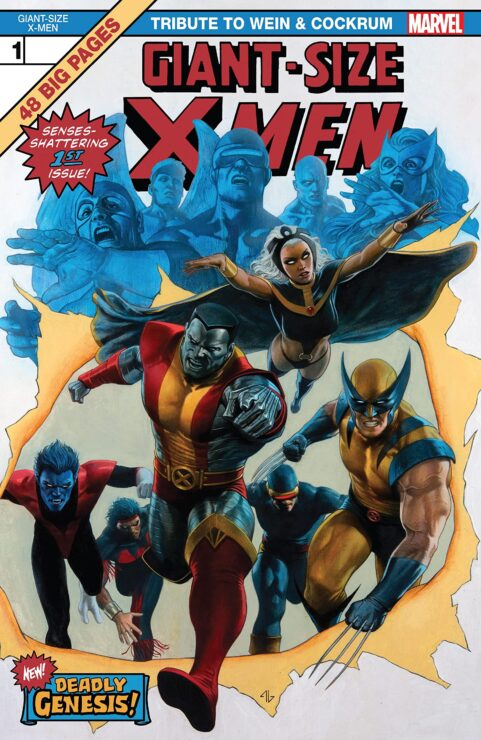 Giant-Size X-Men Tribute #1 (Marvel Comics)