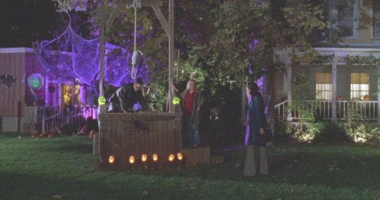 Gilmore Girls Halloween Episode