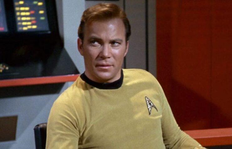 James T. Kirk- Star Trek