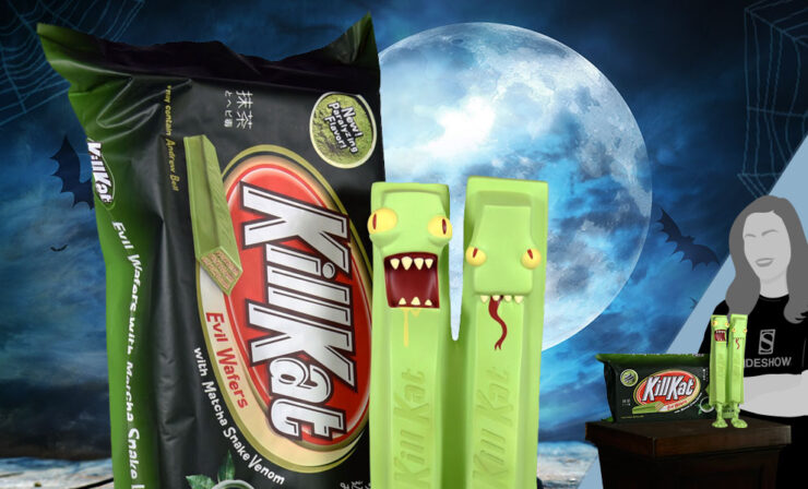 Top 5 Evil Candy Collectibles for Halloween 2020