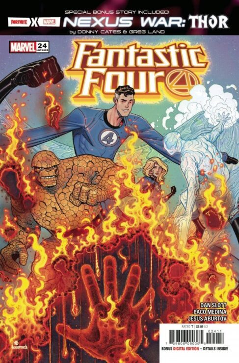 Fantastic Four #24 (Marvel Comics)
