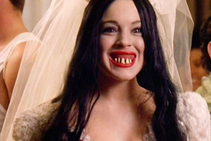 Mean Girls- Cady on Halloween