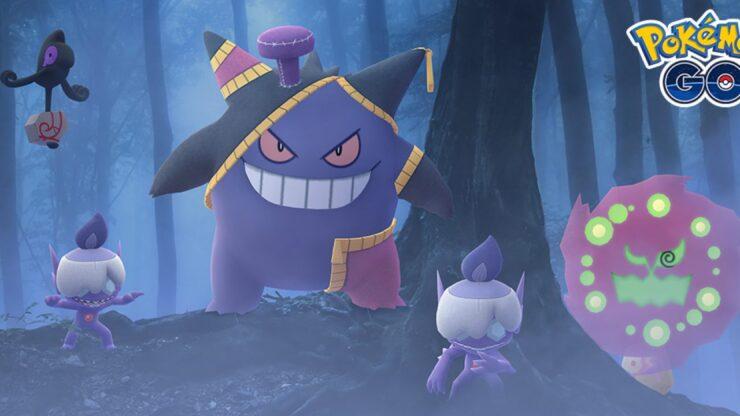 Pokémon Go: Halloween Event