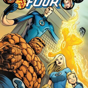 Fantastic Four Vol. 1- Jonathan Hickman, Dale Eaglesham