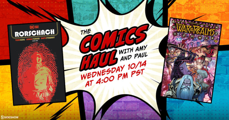 The Comics Haul- October 14th