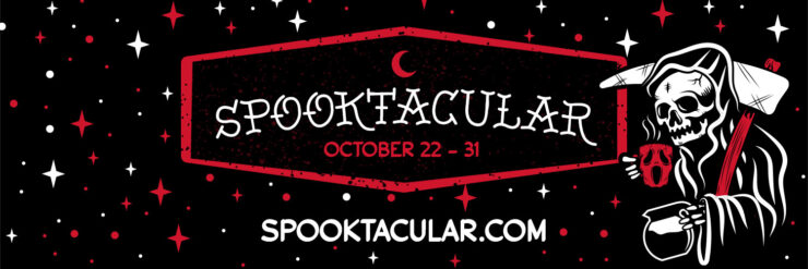 Spooktacular 2020: Giveaway Guide