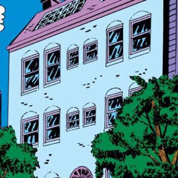 Captain America's Apartment