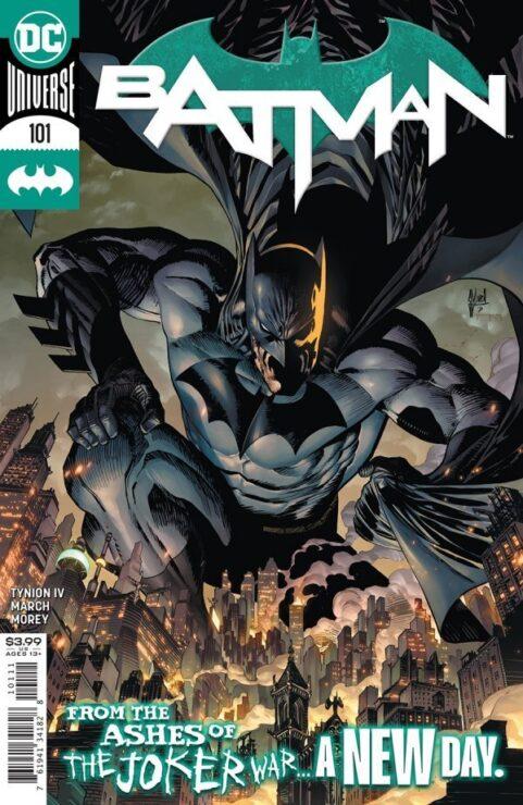 Batman #101 (DC Comics)