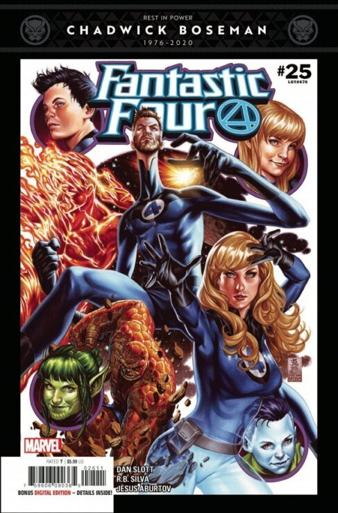 Fantastic Four #25 (Marvel Comics)