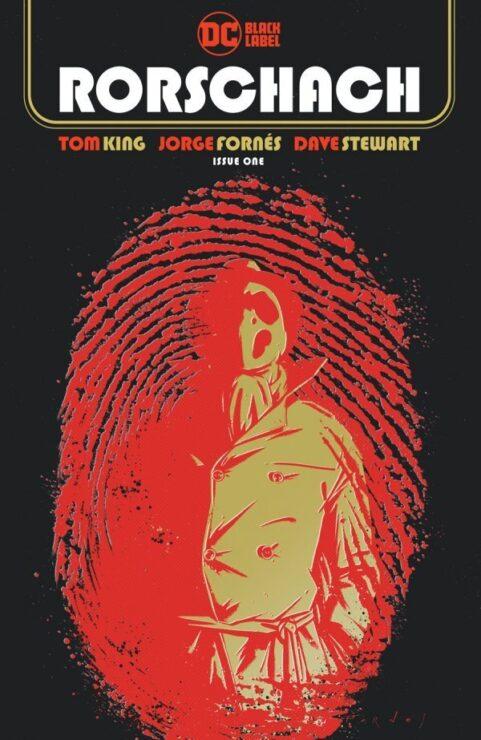 Rorschach #1 (DC Comics Black Label)- Tom King, Jorge Fornes, Dave Stewart