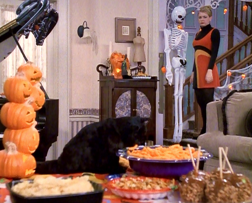 Sabrina the Teenage Witch- Halloween Special