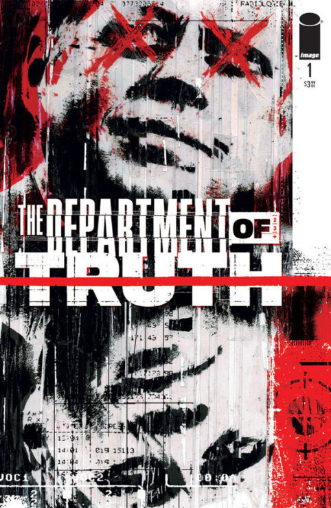 The Department of Truth #1 (Image Comics)