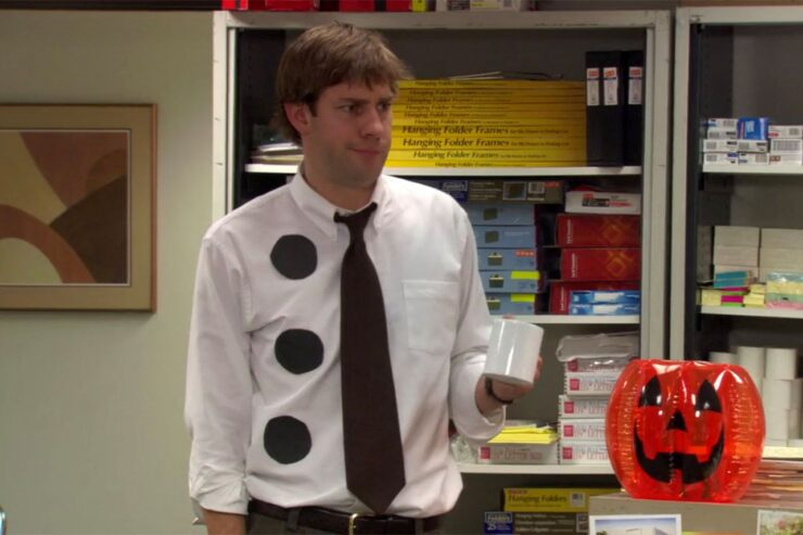 The Office- Halloween