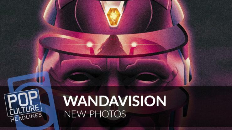 New Photos of WandaVision, Michael Giacchino Returns to Spider-Man, and more!
