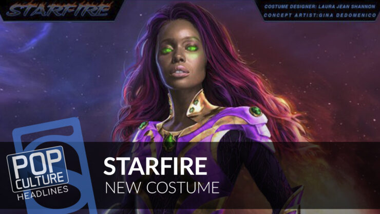 Starfire's New Costume, The Umbrella Academy Season 3 Update, and more!