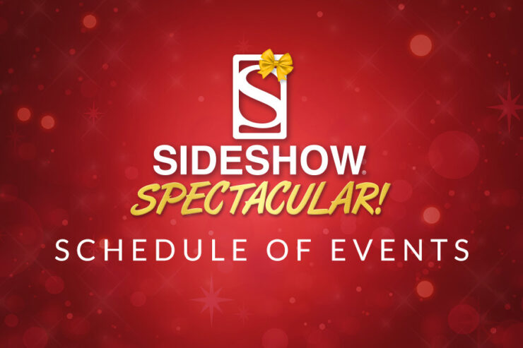 Sideshow Spectacular Daily Schedule