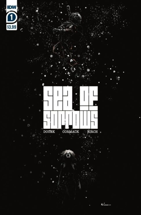 Sea of Sorrows #1 (IDW)