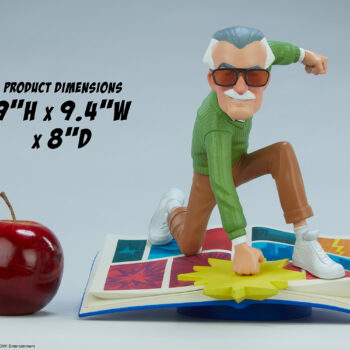 The Marvelous Stan Lee Designer Collectible Figure