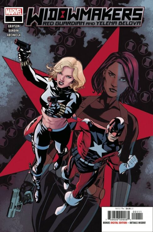 Widowmakers: Red Guardian and Yelena Belova #1 (Marvel)