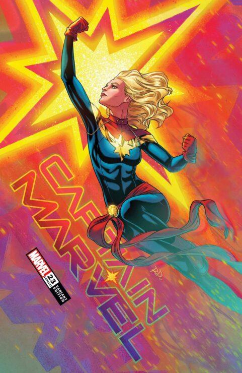 Captain Marvel #23, Marvel Comics