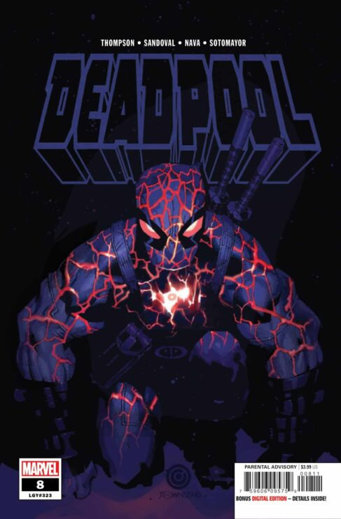 Deadpool #8, Marvel Comics