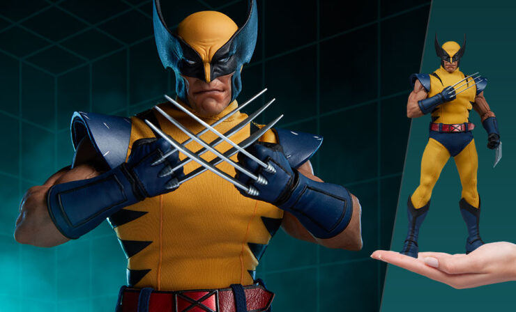 Final Product Photos The Wolverine Sixth Scale Figure
