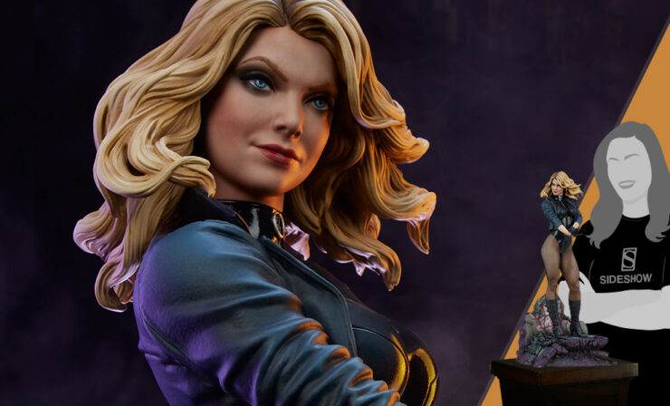 The Black Canary Premium Format™ Figure