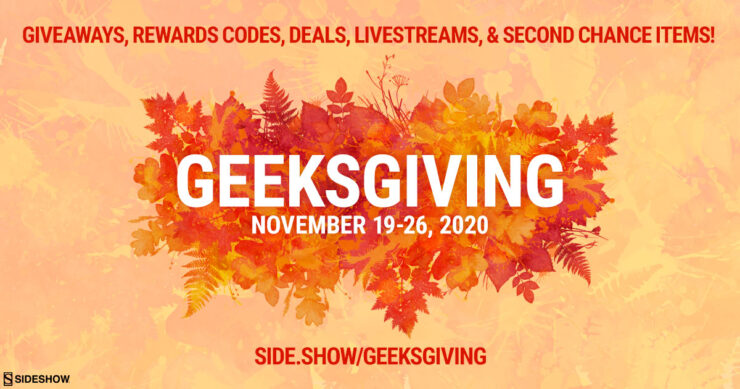 Geeksgiving 2020- November 19-26