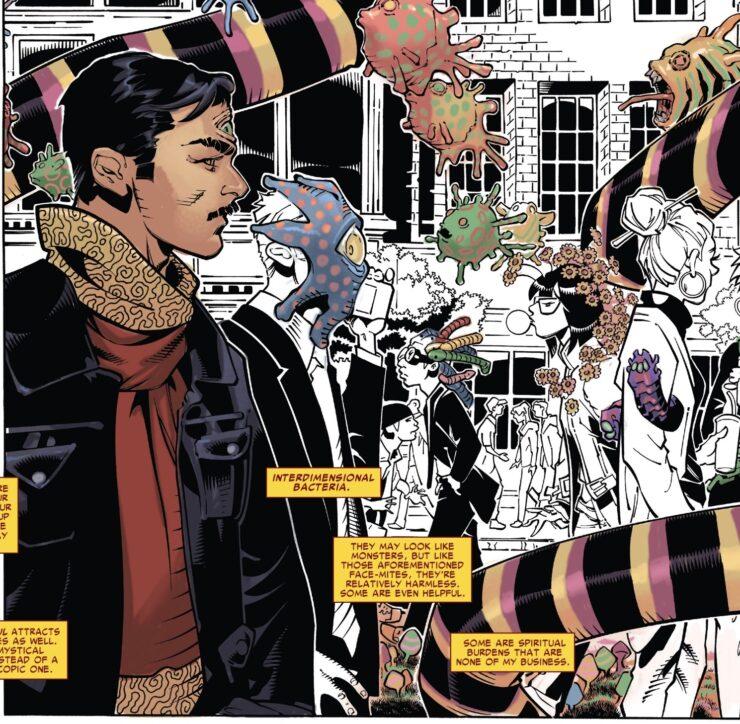 Doctor Strange #1 (Marvel Comics