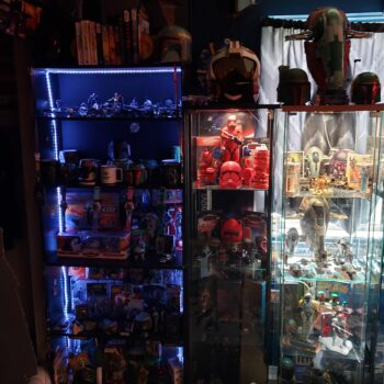 Edward's Star Wars Collection