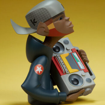 kaNO Ghetto Blaster Designer Collectible Toy Unruly Industries