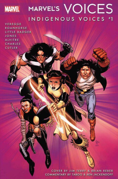 Marvel's Voices: Indigenous Voices #1 (Marvel Comics)